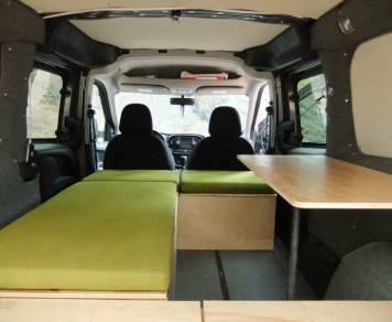 2016 Ram Promaster - Wayfarer Van