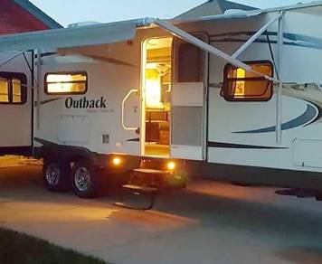 2011 Keystone Outback 295re