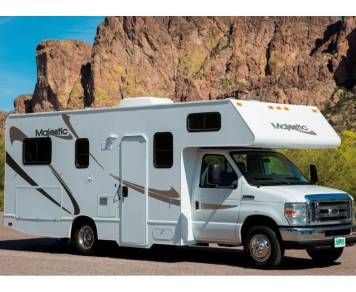 2012 Four Winds Majestic 23A
