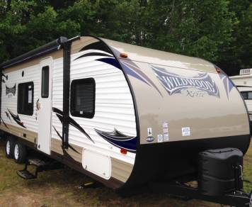 2016 Forest River Wildwood 281QBXL