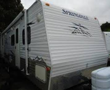 2009 keystone springdale