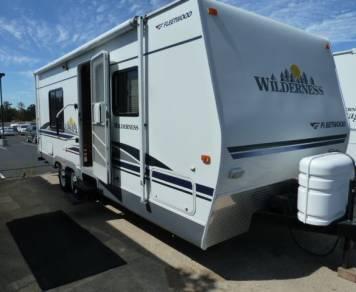 2006 Wilderness 250FQ