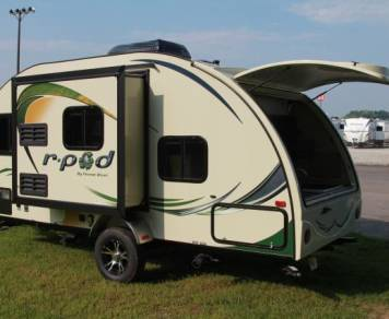 2014 Forest River R-Pod 182G