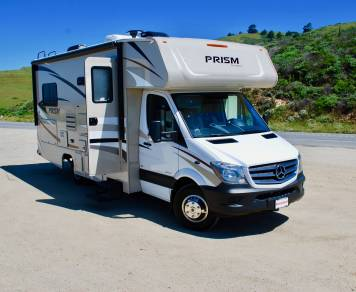 2018 Mercedes Benz Turbo Diesel Coachmen Prism- Enjoy 19 MPG! RV 2