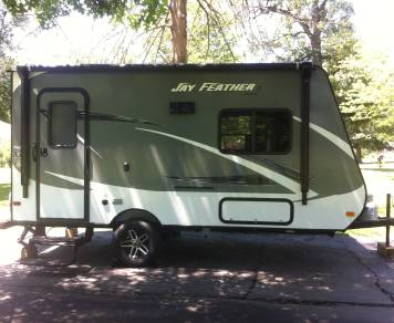 2016 Jay Feather 7 Hybrid 16XRB