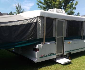 1997 Fleetwood Coleman Sunridge