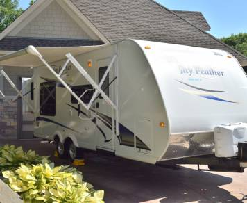 2011 Jayco Jay Feather Select X213