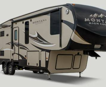 2012 Montana 35ft high country