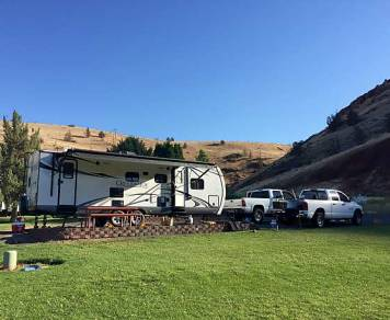 2015 Outdoors RV Creek Side 27BHS