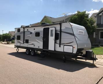 2017 Coleman CTS262BH