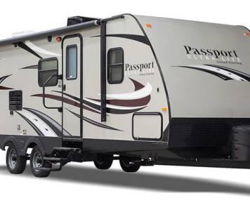 2016 Keystone Passport Grand Touring 2400BH