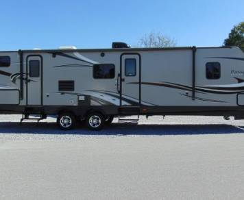 2017 Keystone Passport Ultra Lite 3350BH