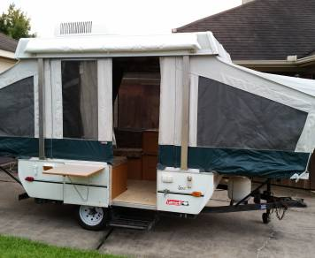 2003 Coleman / Yuma Pop-Up Camper