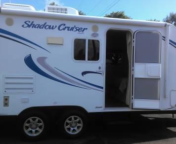 2010 Shadowcruiser S195wbs