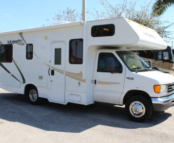 2013 Thor Majestic 23A