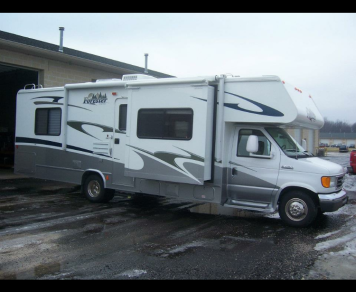 2008 Forest River RV Forester 2941DS