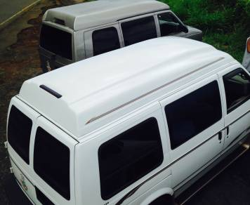2000 Chevy Astro Conversion Van - Makawao