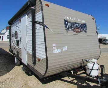 2017 Wildwood 195 BH