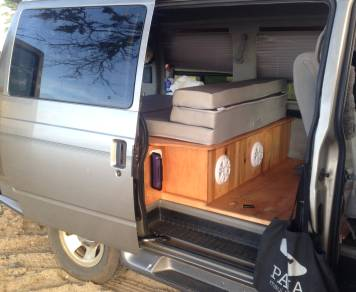 2001 Chevy Custom Built Astro Conversion Van - Hana