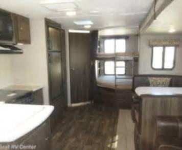 2015 Keystone Bullet Travel Trailer