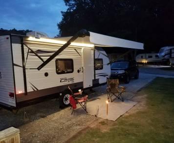 2018 Forest River Salem Cruise Lite
