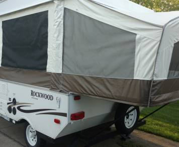 2013 Rockwood Freedom 1640 LTD