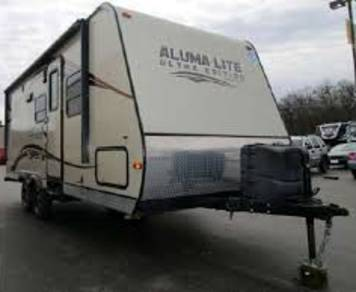 2013 Holiday Rambler Aluma-Lite Ultra 207S