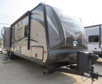2015 Prime Time Tracer Executive 3200 BHT Travel Trailer
