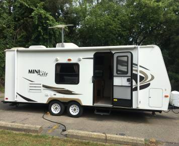 2012 Rockwood mini lite 2306