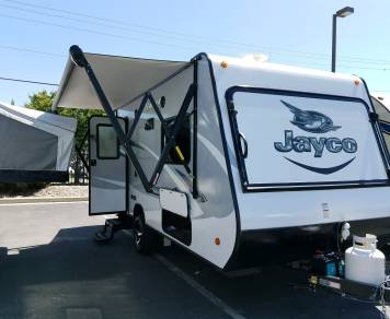 2017 Jayco Feather 7 16XRB