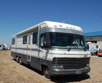 1992 Holiday rambler Imperial 37