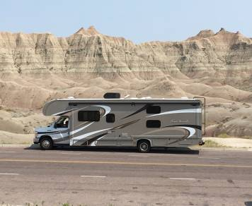2015 Thor Four Winds 31E bunkhouse