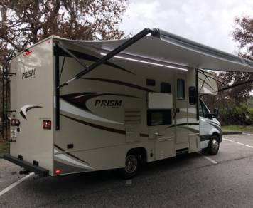 2018 Coachmen Prism Mercedes (BRAND NEW)