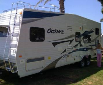 2009 Jayco Octane T26Y