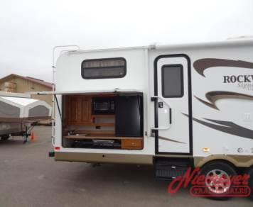 2012 Rockwood 8312SS Bunkhouse 1/2 Ton Towable