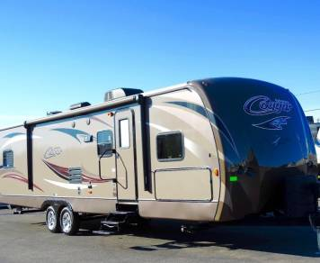 2016 keystone cougar 32fbs 3-slide out