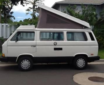 1988 Volkswagen Vanagon