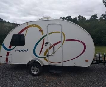 2009 Forest River R-Pod