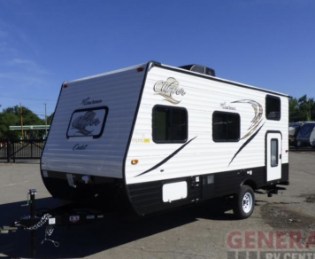 2018 Coachmen Clipper Cadet 17CBH - The Nathan! Easy to Tow!