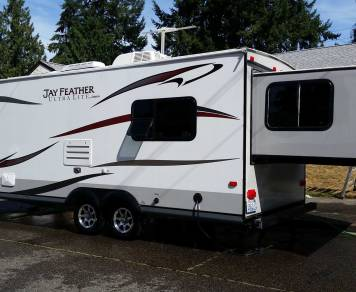 2013 Jayco Jay Feather Ultra Lite X213