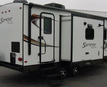 2014 Forest River Surveyor