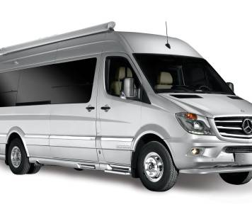 2016 Mercedes Benz Airstream Interstate