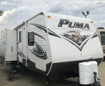 2015 Puma 29-rbks