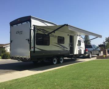 2017 Salem Cruise Lite 211ssxL