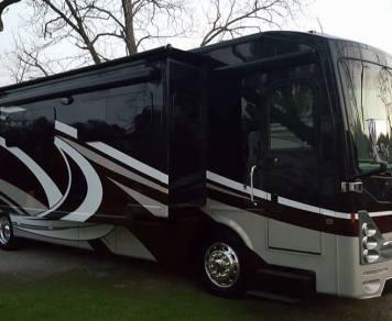 2015 Diesel Thor Tuscany XTE 36MQ