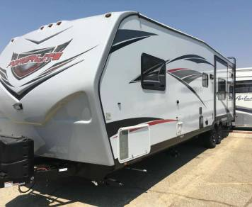 2018 Pacific coach works powerlite 25fxbl