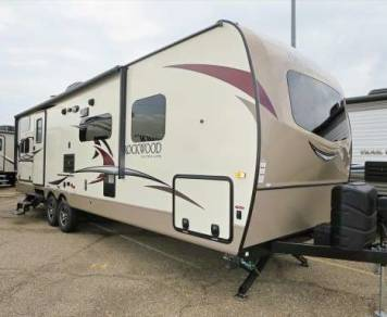 2018 Forest River Rockwood 2706WS Ultra-Lite