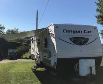 2015 Palomino Canyon cat