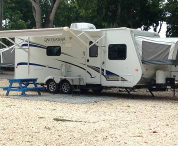 2012 Jayco Jay Feather Ultra Light X23B