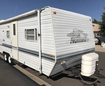 2000 Skyline Nomad 248 Lite